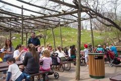 Bronx-Zoo stockbilder