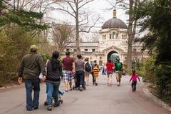 Bronx-Zoo lizenzfreie stockbilder