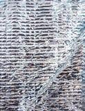 Bronz foil texture background Royalty Free Stock Photos