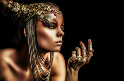 Bronze Royalty Free Stock Images