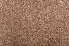 Bronze Background with Glitter Texture Royalty Free Stock Images