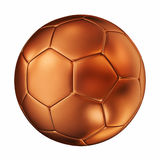 Bronze ball Royalty Free Stock Images