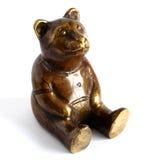 Bronze bear Stock Photography