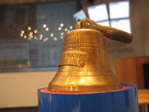 Bronze bell Royalty Free Stock Photography