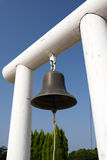Bronze bell Royalty Free Stock Image
