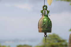 Bronze bell Royalty Free Stock Photos