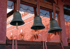 Bronze bells Royalty Free Stock Photography