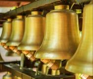 Bronze bells Stock Photos