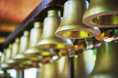 Bronze bells Royalty Free Stock Photos