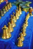 Bronze bells Stock Photography