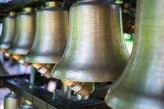 Bronze bells Royalty Free Stock Photo