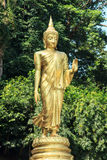 Bronze Buddaha Stock Photography