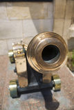 Bronze cannon Royalty Free Stock Image
