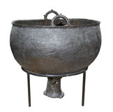 Bronze cauldron. Scythians, 4th century BC Stock Photography