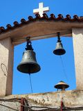 Bronze Church Bells Stock Photography
