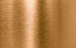 Bronze or copper metal texture background royalty free stock images