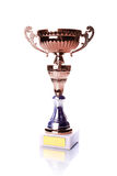 Bronze cup Royalty Free Stock Image