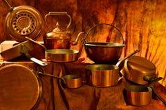 Bronze da atmosfera Fotos de Stock Royalty Free