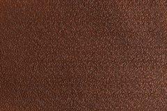Bronze da textura com um teste padrão pequeno para inscrição e desenhos imagem de stock