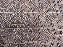 Bronze decoration royalty free stock images