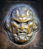 Bronze devil Stock Photos