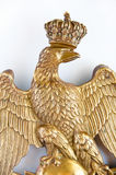 Bronze Eagle Royalty Free Stock Images