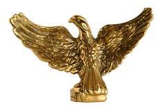 Bronze eagle Stock Image
