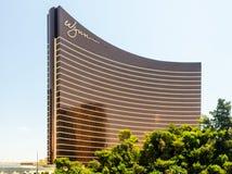 The Wynn Las Vegas Building in Las Vegas stock photo