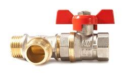 Bronze faucet Stock Photography