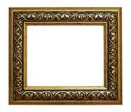 Bronze frame Stock Images
