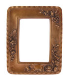Bronze framework Stock Photography