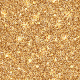 Bronze or gold seamless pattern Royalty Free Stock Image