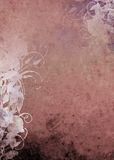 bronze grunge för bakgrund Arkivfoto