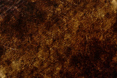 Bronze grunge textured Royalty Free Stock Photos
