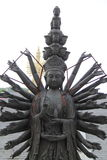 Bronze Guan Yin, China Royalty Free Stock Photos