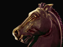 Bronze Horse Royalty Free Stock Photos