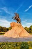 The Bronze Horseman. Saint Petersburg Stock Images