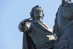 Bronze Horseman - Saint Petersburg, Russia Stock Photo