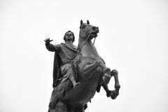 Bronze Horseman in St. Petersburg. Stock Photography