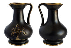 Bronze jug Royalty Free Stock Photography