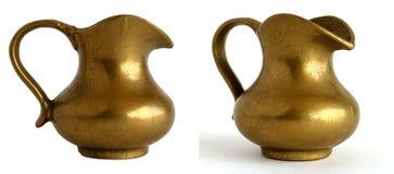 Bronze jug Stock Photos