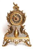 bronze klockor danade gammalt Royaltyfri Bild