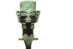 Bronze Mask Stock Photography