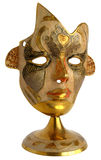 Bronze mask Royalty Free Stock Photos