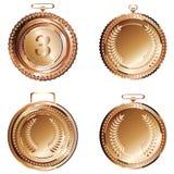 Bronze Medal Stock Photos
