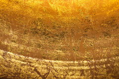 Bronze metal texture Royalty Free Stock Photography