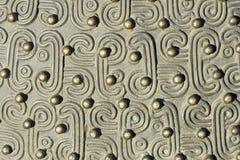 bronze modeller Royaltyfri Bild
