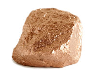 Bronze Nugget Stock Photography