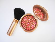 Bronze pearl royalty free stock photos