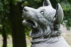Bronze sculpture Stock Images